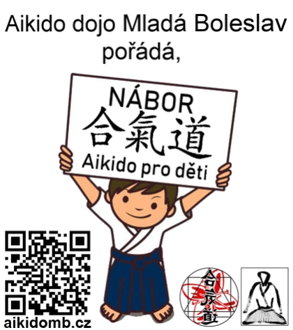 Aikido pro děti nábor